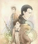 Doctor Who: The New Doctors by osmosis8
