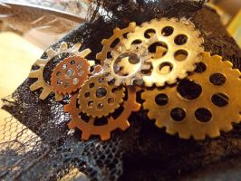 Steampunk Gears by TMIxL4D2