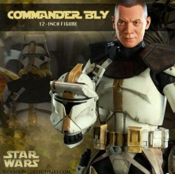 Side Show Commander Bly by Spifster