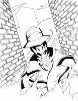 Rorschach by SwarmCrow