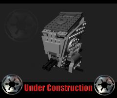AT-ST by CatchAWaveGraphix