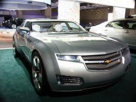 Chevrolet Volt by 5tring3r