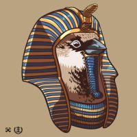 Sparrow Pharaoh by e1-since1987