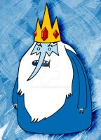 How To Draw Ice King From Adventure Time by a-watt89