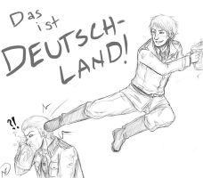 Das ist Deutschland by one-who-draws