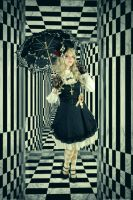 Gothic Circus Illusion by jobiberry