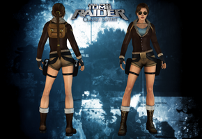 TRCO - TR2 Tibet Outfit 2012 by legendg85
