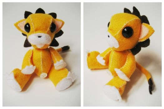 Kon Plush by feiyan