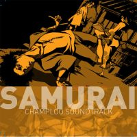 SAMURAI CHAMPLOO CD COVER by kettle-head