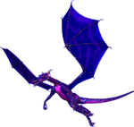figure: firelizard by feadil