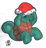 Squirtle by Changeling007