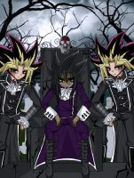 Sons of the darkness by Neferity