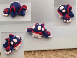Chibi Kyogre- Version 2 by StarryLion