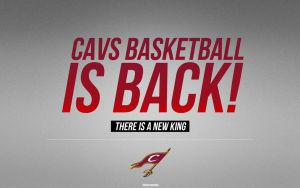 Cleveland Cavs Wallpaper by IshaanMishra