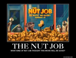 The Nut Job by AlphaMoxley95