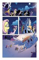 My Little Pony Issue 5 Page 11 by angieness