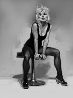 Debbie Harry / Blondie by edtadem