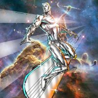 Silver Surfer-Finch JStone RBeltran by BigRob1031
