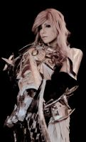 FINAL fantasy XIII-2 ARMOR by xxDeiChAnXDD