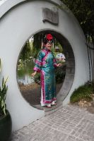 Chinese costume 205 by fa-stock