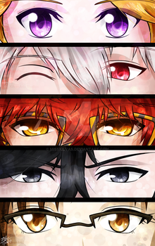 Mystic Messenger - The RFA by MissKilvas