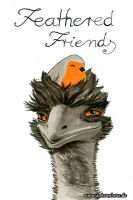 Feathered Friends by ankewehner