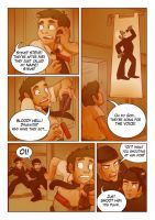 10thology: Dai Hard page 5 by StressedJenny