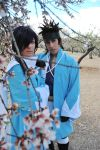 Hakuouki: Shinpachi and Saito by ALIS-KAI