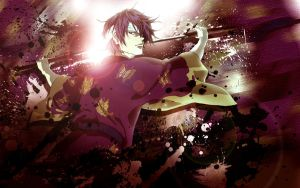 deviantART: More Like Takasugi Splatter Wallpaper by