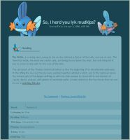 Mudkips CSS by jimmy-tm