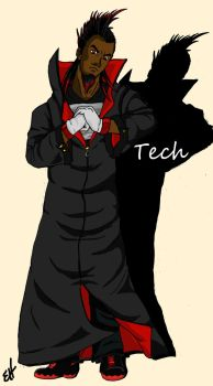 Tech 2 by Papathan