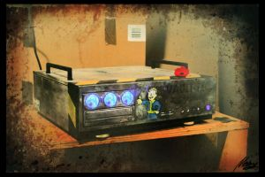 Fallout - PC Case-Mod by Vocal-Image