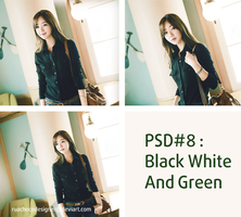 PSD Color #8 by ruachocodesigner