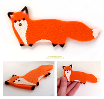 Felt Fox 08 by Erunei