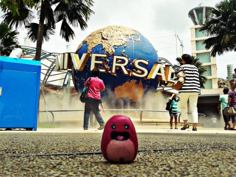 Universal Studio by MOVETWO