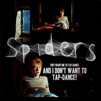 Ron's Spider Nightmare by Sx2
