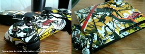 ps3 persona skin by zoexoso