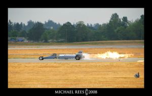 Air Force Jet Car by Luv2suspendyou