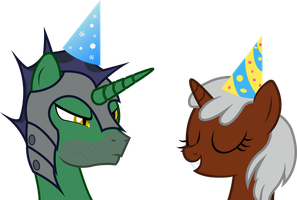 BDay vector for Adder by OutlawedTofu