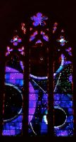 National Cathedral Stained Glass 4 by 44NATHAN