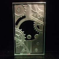 Window to steampunk space by ImaginedGlass