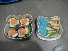 7/2/12 bento by HarvesterofPearls