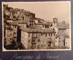 Panorama de Perouse 1936 by Lamollesse