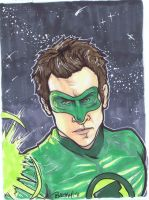 Green Lantern by BankyOne