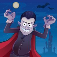 Mr Dracula by H4nK0600