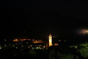 Moghegno By Night by sutoll