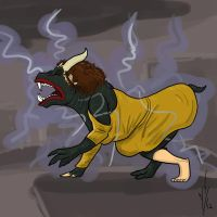 30monsters A Truly Gruesome Girl by Dragon-Storm
