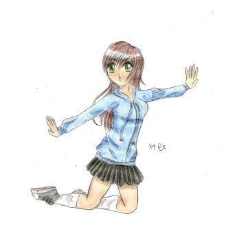 Manga girl 60 by Coco-of-the-Forest