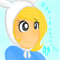 SLOPPY FIONNA DOODLE by xSapirate