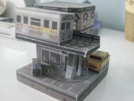 GTA IV Papercraft by mirver